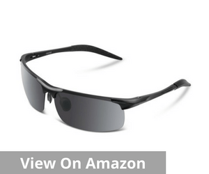 COSVER Men's Sports Style Polarized Sunglasses for Men