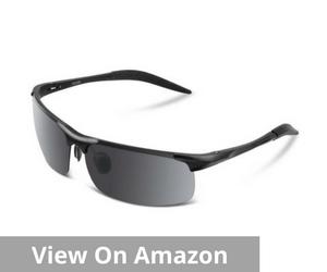 COSVER Men's Sports Style Polarized Sunglasses for Men