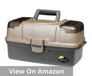 Plano 6134-03 Large 3-Tray with Top Access Tackle Box