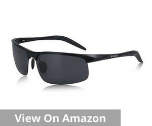 SUNGAIT Men's Polarized Sunglasses for Fishing