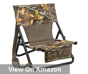 Browning Camping Woodland Hunting Chair