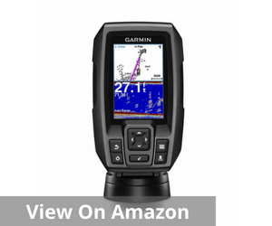 Garmin Striker 4 Built-in GPS Fish Finder