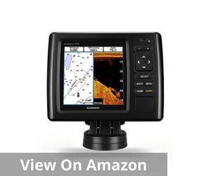 Garmin echoMAP CHIRP 54cv Fish Finder