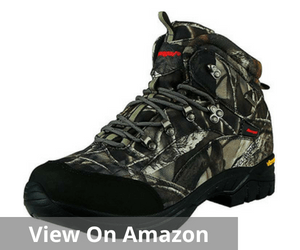 Hanagal Men's Bushland Waterproof Hunting Boots
