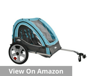 InStep Take 2 Kids:Child Bicycle Trailer