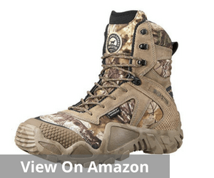 "Irish Setter Men's 2870 Vaprtrek Waterproof 8"" Hunting Boot"