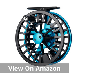 Piscifun Aoka Fly Fishing Reels with Cork/Teflon Disc Drag System