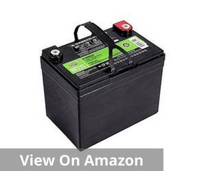 Sealed Lead Acid (AGM) Deep Cycle Battery