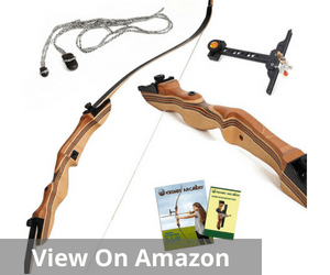 Takedown Hunting Recurve Bow Archery