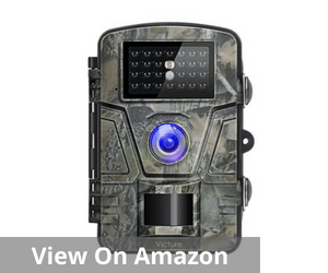 Victure Trail Camera 1080P 12MP Wildlife Camera