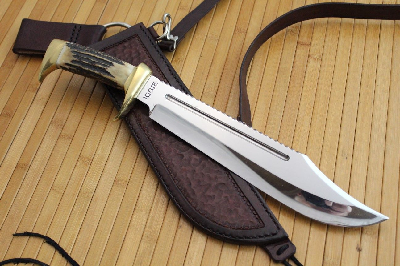 Best Bowie Knife Top 5 Knives For 2019 Outdoor Gear Only