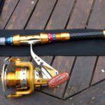 Telescoping Fishing Rod