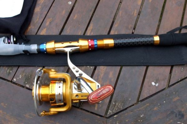Best Telescoping Fishing Rod – Top Rated For 2018