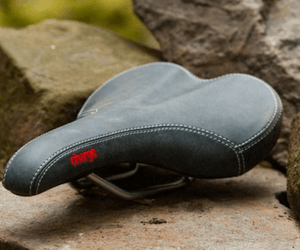 mountain bike saddle