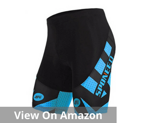 sponeed Bicycle Shorts for Men Cycling Compression Shor