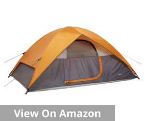 AmazonBasics 4-Person Dome Tent  sc 1 st  Outdoor Gear Only & Best 4 Person Tent u2013 Top 5 Rated For 2019