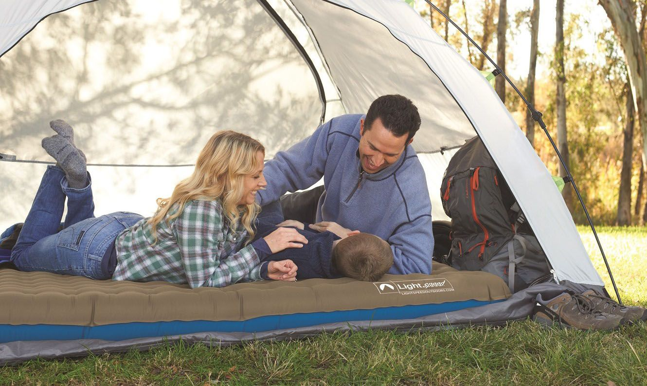 Best Air Mattress For Camping - Top 5 For 2020 | Outdoor ...