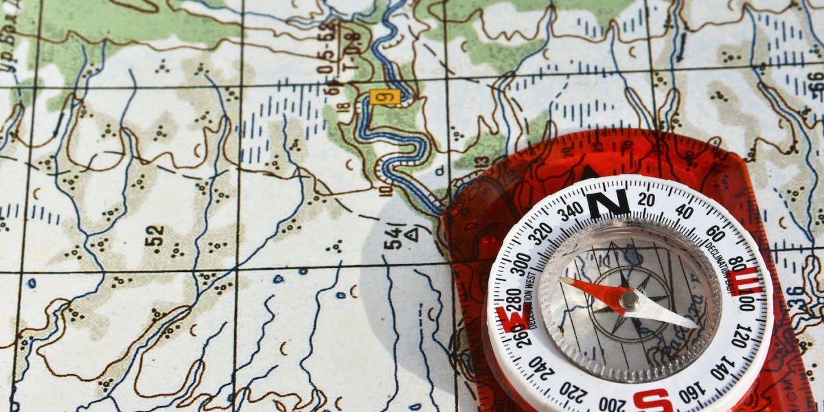 best hiking compass