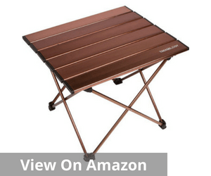 Camping : Beach Table with Aluminum Table