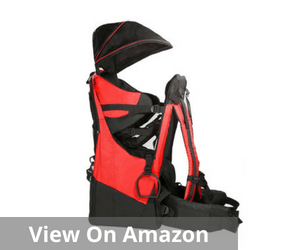 Clevr Cross Country Baby Backpack Hiking Carrier