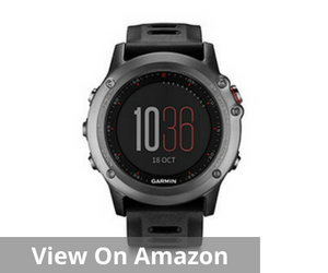 Garmin fenix 3 GPS Hiking Watch