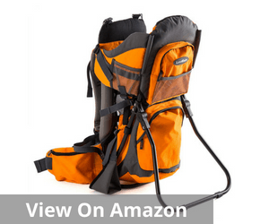 Luvdbaby Premium Baby Backpack Carrier for Hiking