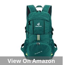 NEEKFOX Lightweight Packable Travel Hiking Backpack Daypack