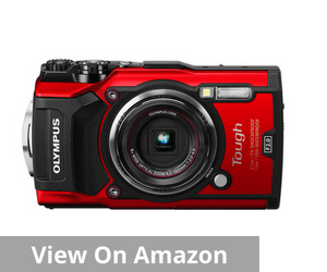 Olympus TG-5 Waterproof Backpacking Camera