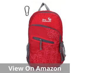 Outlander Packable Handy Lightweight Travel Hiking Backpack Daypack