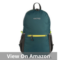 Packable Backpack, Water Resistant Travel Hiking