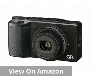 Ricoh GR II Digital Backpacking Camera