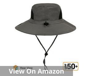 SUN CUBE Premium Boonie Hat