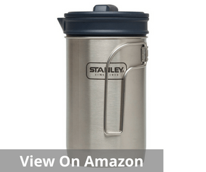 Stanley Stan Adv 32oz Coff Press ss Cook + Brew