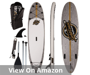 Gold Coast Surfboards Inflatable Paddle Board