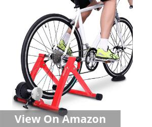 Sportneer Steel Bike Bicycle Exercise Trainer Stand