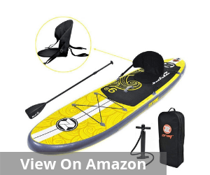 Zray Inflatable Paddle Board Stand Up SUP