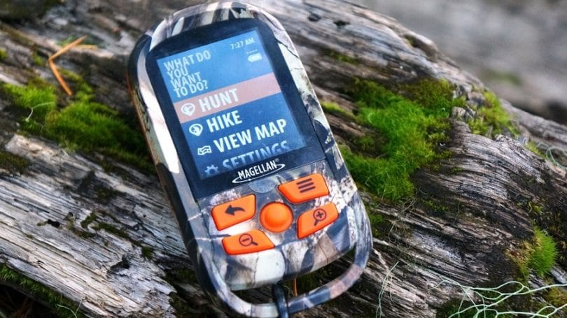 Use GPS for Hunting