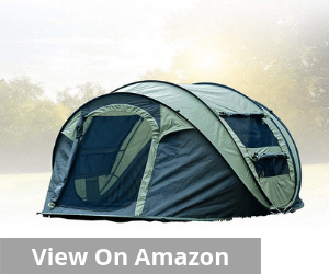 FiveJoy Instant Popup Camping Tent