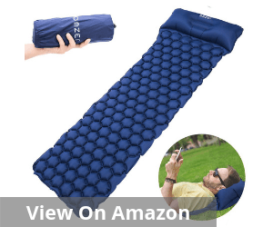 OMZER Ultralight Sleeping Pad