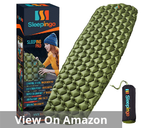 Sleepingo Camping Sleeping Pad Ultralight