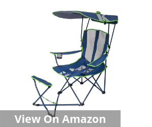 SwimWays Kelsyus Original Canopy Chair with Ottoman