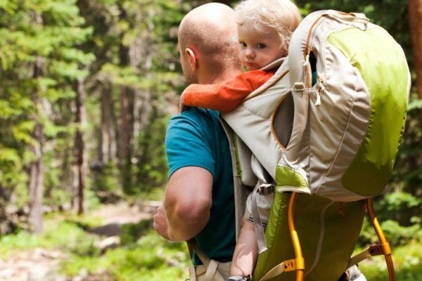 How To Hike With Your Baby