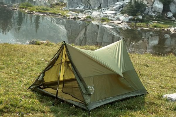 How To Pitch a Tent: It's Not That Hard