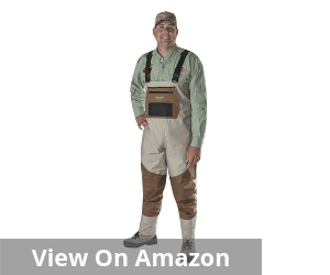 Breathable Stocking Foot Wader
