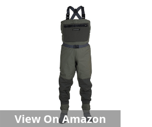 COMPASS 360 Deadfall Breathable Fishing Chest Wader