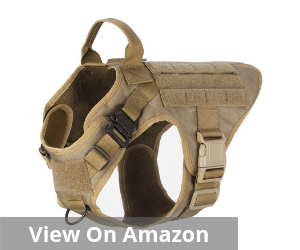 ICEFANG Dog Harness