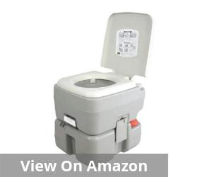 SereneLife Portable Toilet