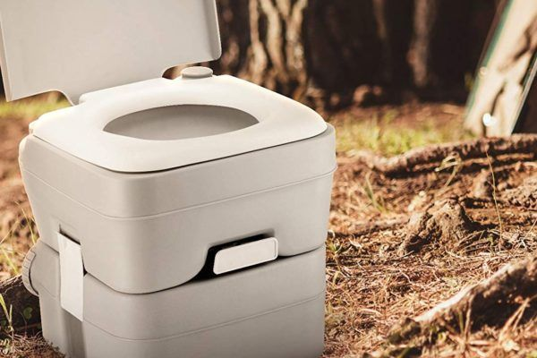 camping toilet