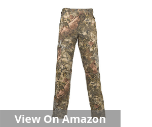 King's Camo Cotton Six Pocket Hunting Pant