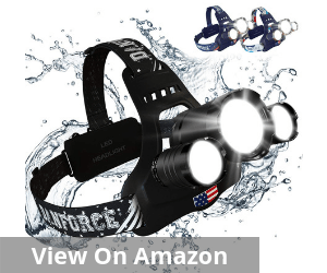 DanForce Headlamp